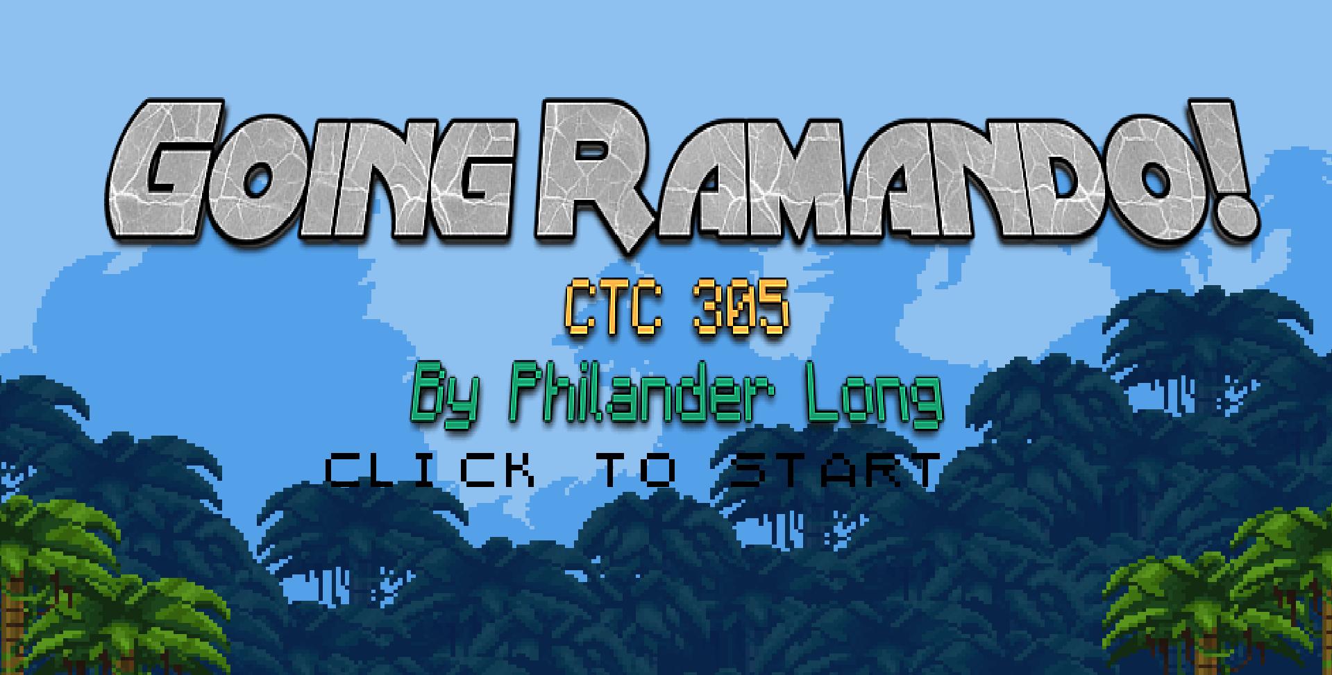 Going Ramando